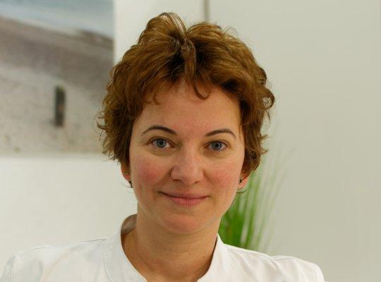 Roberta Udrescu, HNO-Praxis in Buer