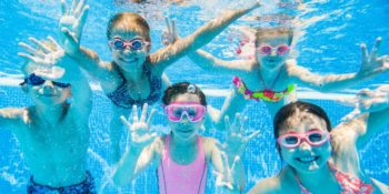 Schwimmbad-Otitis